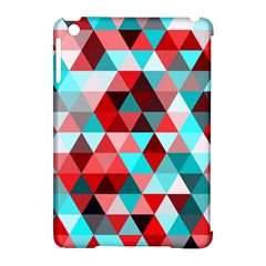Geo Fun 07 Red Apple Ipad Mini Hardshell Case (compatible With Smart Cover) by MoreColorsinLife
