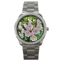 Amazing Garden Flowers 35 Sport Metal Watches