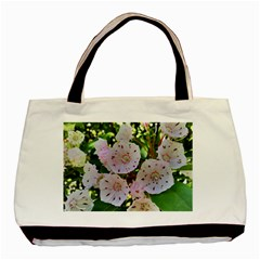 Amazing Garden Flowers 35 Basic Tote Bag  by MoreColorsinLife