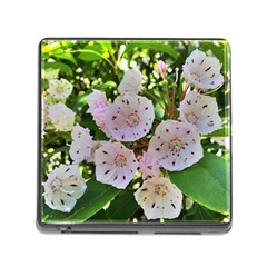 Amazing Garden Flowers 35 Memory Card Reader (square) by MoreColorsinLife
