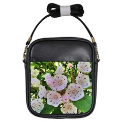 Amazing Garden Flowers 35 Girls Sling Bags by MoreColorsinLife