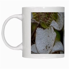 Amazing Garden Flowers 32 White Mugs by MoreColorsinLife