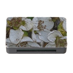 Amazing Garden Flowers 32 Memory Card Reader With Cf