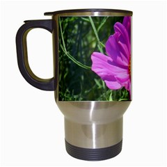 Amazing Garden Flowers 24 Travel Mugs (white)