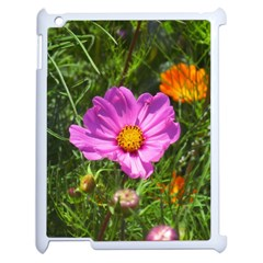 Amazing Garden Flowers 24 Apple Ipad 2 Case (white) by MoreColorsinLife