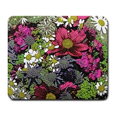 Amazing Garden Flowers 21 Large Mousepads