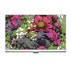 Amazing Garden Flowers 21 Business Card Holders
