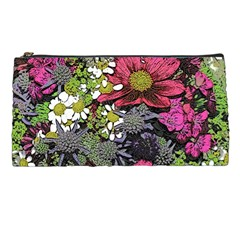Amazing Garden Flowers 21 Pencil Cases by MoreColorsinLife