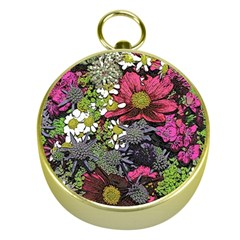 Amazing Garden Flowers 21 Gold Compasses