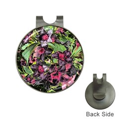 Amazing Garden Flowers 33 Hat Clips With Golf Markers