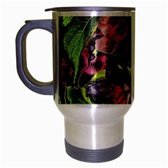 Amazing Garden Flowers 33 Travel Mug (silver Gray)