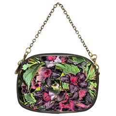 Amazing Garden Flowers 33 Chain Purses (two Sides)