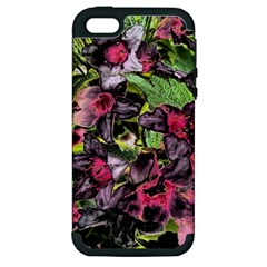 Amazing Garden Flowers 33 Apple Iphone 5 Hardshell Case (pc+silicone)