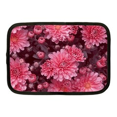 Awesome Flowers Red Netbook Case (medium)