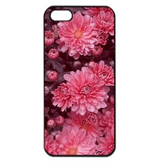 Awesome Flowers Red Apple Iphone 5 Seamless Case (black)