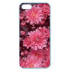 Awesome Flowers Red Apple Seamless Iphone 5 Case (color) by MoreColorsinLife
