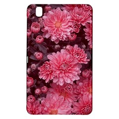 Awesome Flowers Red Samsung Galaxy Tab Pro 8 4 Hardshell Case by MoreColorsinLife
