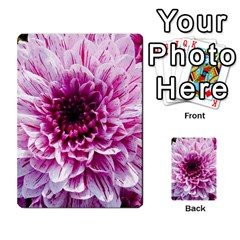 Wonderful Flowers Multi Purpose Cards (rectangle)