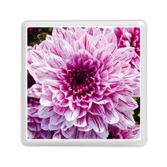 Wonderful Flowers Memory Card Reader (square)  by MoreColorsinLife