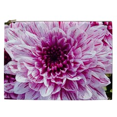Wonderful Flowers Cosmetic Bag (xxl)