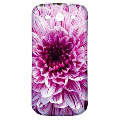 Wonderful Flowers Samsung Galaxy S3 S Iii Classic Hardshell Back Case