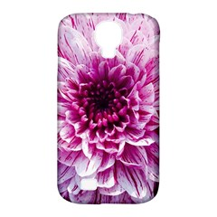 Wonderful Flowers Samsung Galaxy S4 Classic Hardshell Case (pc+silicone)