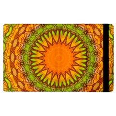 Kaleido Fun 07 Apple Ipad 2 Flip Case by MoreColorsinLife