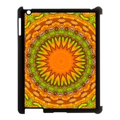 Kaleido Fun 07 Apple Ipad 3/4 Case (black) by MoreColorsinLife