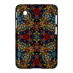 Magnificent Kaleido Design Samsung Galaxy Tab 2 (7 ) P3100 Hardshell Case  by MoreColorsinLife