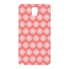 Abstract Knot Geometric Tile Pattern Samsung Galaxy Note 3 N9005 Hardshell Back Case by creativemom
