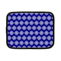 Abstract Knot Geometric Tile Pattern Netbook Case (Small)