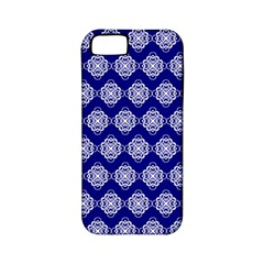 Abstract Knot Geometric Tile Pattern Apple iPhone 5 Classic Hardshell Case (PC+Silicone)