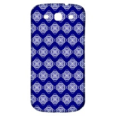 Abstract Knot Geometric Tile Pattern Samsung Galaxy S3 S III Classic Hardshell Back Case