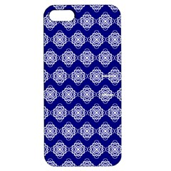 Abstract Knot Geometric Tile Pattern Apple iPhone 5 Hardshell Case with Stand