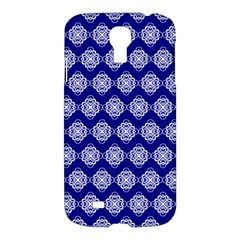 Abstract Knot Geometric Tile Pattern Samsung Galaxy S4 I9500/i9505 Hardshell Case by creativemom