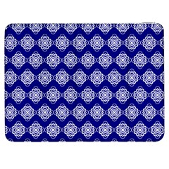 Abstract Knot Geometric Tile Pattern Samsung Galaxy Tab 7  P1000 Flip Case