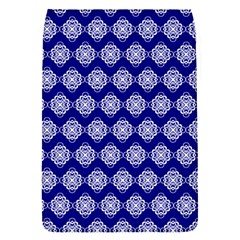Abstract Knot Geometric Tile Pattern Flap Covers (S)
