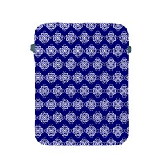 Abstract Knot Geometric Tile Pattern Apple iPad 2/3/4 Protective Soft Cases
