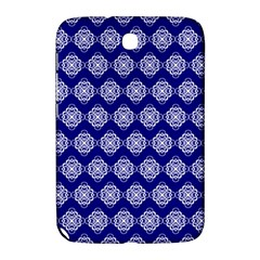 Abstract Knot Geometric Tile Pattern Samsung Galaxy Note 8.0 N5100 Hardshell Case