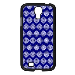 Abstract Knot Geometric Tile Pattern Samsung Galaxy S4 I9500/ I9505 Case (Black)
