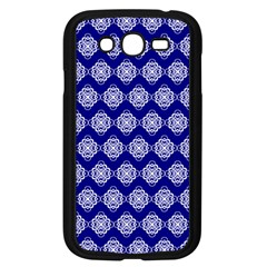 Abstract Knot Geometric Tile Pattern Samsung Galaxy Grand DUOS I9082 Case (Black)