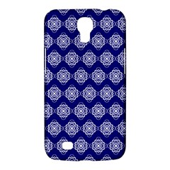 Abstract Knot Geometric Tile Pattern Samsung Galaxy Mega 6.3  I9200 Hardshell Case