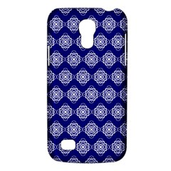 Abstract Knot Geometric Tile Pattern Galaxy S4 Mini