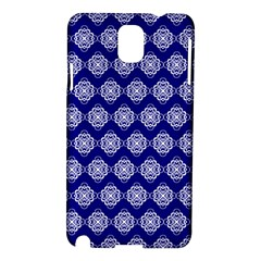 Abstract Knot Geometric Tile Pattern Samsung Galaxy Note 3 N9005 Hardshell Case