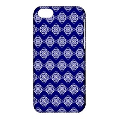 Abstract Knot Geometric Tile Pattern Apple iPhone 5C Hardshell Case