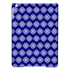 Abstract Knot Geometric Tile Pattern iPad Air Hardshell Cases