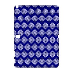 Abstract Knot Geometric Tile Pattern Samsung Galaxy Note 10.1 (P600) Hardshell Case