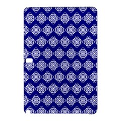 Abstract Knot Geometric Tile Pattern Samsung Galaxy Tab Pro 12.2 Hardshell Case