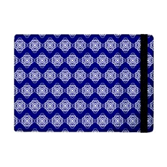 Abstract Knot Geometric Tile Pattern iPad Mini 2 Flip Cases