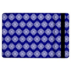 Abstract Knot Geometric Tile Pattern iPad Air Flip
